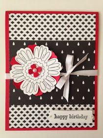 "Stampin' in the Sun!: Happy Birthday using """