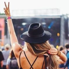 Always ready and waiting for the next music festival:tada:#summerfests