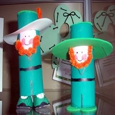 Crafty Things You Can Make with Your Kids For St. Patrick's Day