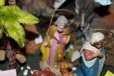 Rari Personaggi Del Presepio In Legno O Ceramica usato | vedi tutte i 1 prezzi!