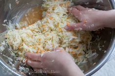Homemade Sauerkraut-11