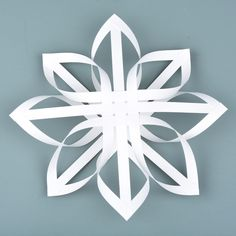 The Gentle Journal Christmas Star, Christmas Paper, Christmas Tree Ornaments, Christmas Decorations, Christmas Ideas, Norway Design, Paper Stars, Ornament Crafts, Paper Cutting