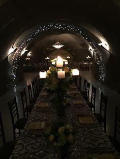 Decor for final reception. @meadowoodnapa