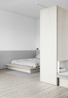 Bedroom modern interior architecture 52 Ideas for 2019 Small Space Interior Design, Modern Interior Design, Interior Architecture, Simple Modern Interior, Design Apartment, Space Interiors, Traditional Interior, Bedroom Layouts, Home Decor Bedroom