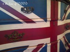 4 the love of wood: JACKS BACK - flag dresser