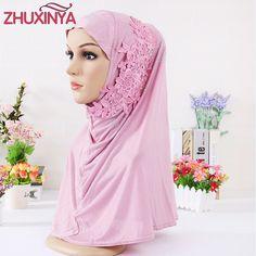 Polyest Flower Muslim Hijab/Scarf/Cap/Hat with Crystal Fashion Headband Pashmina Women Turkish Poncho Hijab Islamic Headscarf #Muslim fashion http://www.ku-ki-shop.com/shop/muslim-fashion/polyest-flower-muslim-hijab-scarf-cap-hat-with-crystal-fashion-headband-pashmina-women-turkish-poncho-hijab-islamic-headscarf/