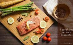 Snappetize il Social Network del cibo Siete amanti del cibo e allo stesso tempo dei Social Network?  Oggi vi presentiamo Snappetize, il nuovo Social del mondo Food che raccoglie migliaia di ricette scritte direttamente dai lettori. Le  #snappetize