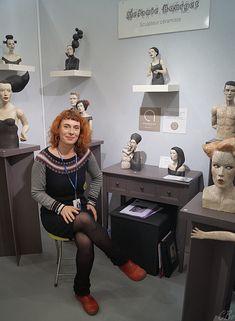 Mélanie Bourget, artiste céramiste #portrait