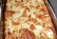 Sörbunda alatt sült karaj krumplival Pork Recipes, Cooking Recipes, Bread Dough Recipe, Hungarian Recipes, Hungarian Food, Pork Dishes, Food 52, Winter Food, Gastronomia