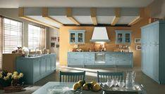 Mutfak Dolapları Modelleri 2018: Acrylic Mutfak Dekorasyonunda Seramik Seçimi