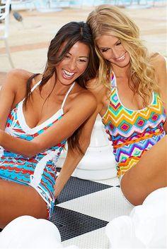 Sydney Sport Tankini | Hapari Swimwear