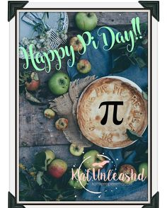 Happy Pi Day!! #pi #pie #314day #snowday #blizzard2017 #blizzardstella graphics and blogs on this snowy day!