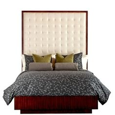 Leather Tufted Headboard King - Foter