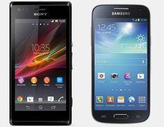 Vergelijking Sony Xperia M vs Samsung Galaxy S4 Mini | Versus OS