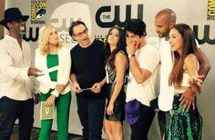 The 100 Cast San Diego Comic- Con International 2015 -Can't wait for season 3