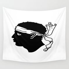 Collection Bannera Corsican, Corsican flag by OldKing