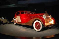 Blackhawk Automotive Museum, Danville CA