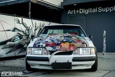 Notchback Mustang, Fox Mustang, Jdm, Ford, Vehicles, Bodies, Car, Japanese Domestic Market, Vehicle