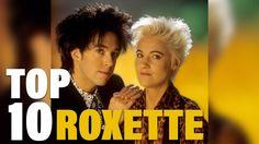 ROXETTE - 10 NEJ Skladeb