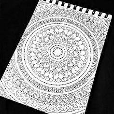 One of my favorite full page mandalas.. #mandala #mandalaart #mandalas #art #artist #artwork #drawing #blackandwhite #black #white #illustration #instaart #artist #artwork #pen #mandalas #mandalala #heymandalas #beautiful_mandala #mandalamaze #mandalaart #coloring_masterpieces #design #doodleart #doodle #zentangle #details #zen #zen_dala #mandala_sharing #pigmamicron #zenart