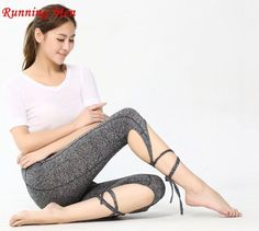 High Waist Stretched Sports Pants Gym Clothes Spandex Running Tights W – Bohemian Gift Stores