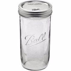 Mason Jar Pint and Half