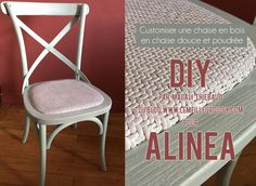 1000 images about happiness diy on pinterest pashmina scarf atelier and c - Customiser une chaise ...