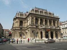 pictures of budapest | Hungary Budapest State Opera House photos, wallpapers
