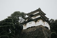 Imperial Palace Tokyo Japan - Tokyo Travel Photography - Things to Do and Things to See
