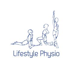 Lifestyle Physio Logo, Melbourne | #logodesign #physiotherapist #design #art #marketing