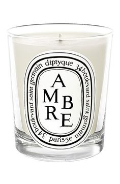 diptyque 'Ambre' Scented Candle available at #Nordstrom