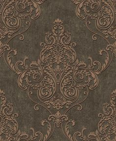 Valdina Bronze wallpaper by Arthouse