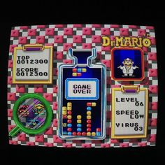 12300not bad considering how long it's been since I've played this game. #DrMario #SNES #NES #puzzle #geek #videogame #retro