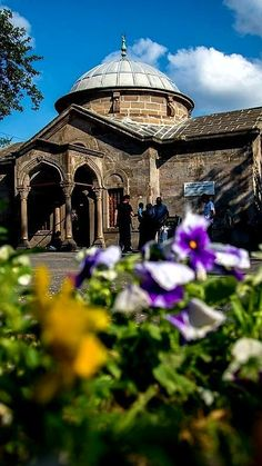 Kayseri TURKEY Turkish Architecture, Mosque, Homeland, Geography, Mosaics, Islamic, Exotic, Beautiful Places, Mansions