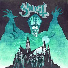 Ghost Opus Eponymous Occult Rock Musicas Mais Tocadas Musica