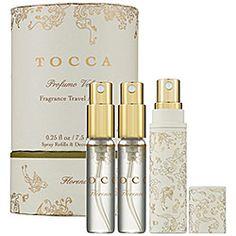 Tocca Beauty - Profumo Veloce Florence   #sephora