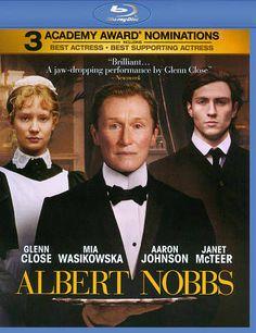 Albert Nobbs Blu - Ray Disc