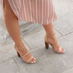 SHOP Confession by Pied A Terre at FSW Shoes. Your one-stop-shop for this season's hottest looks for less. Shoe Warehouse, Latest Shoe Trends, You Bag, Confessions, Black Suede, Ankle Strap, Nude, Night, Heels