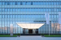 Dreischeibenhaus,Courtesy of HPP Architects