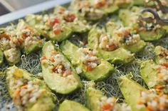 Mexican veggie app that looks delish!