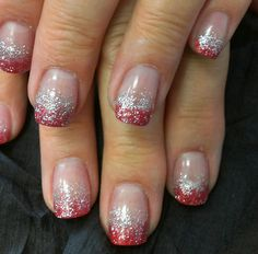 OSU Buckeye nails