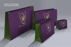 Mẫu túi giấy đẹp cao cấp tphcm-In Kinh Tế
