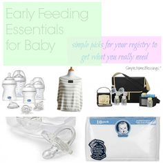 Early feeding essent