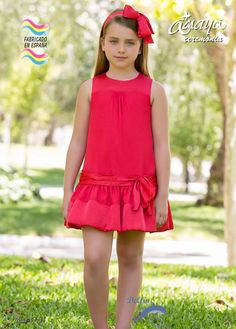 Adorable Sleeveless Organza Dress w/ Daisy Eyelet Design Girl Dress - Her Crochet Frock Patterns, Baby Girl Dress Patterns, Baby Dress Design, Coat Patterns, Blouse Patterns, Sewing Patterns, Crochet Patterns, Cute Little Girl Dresses, Dresses Kids Girl
