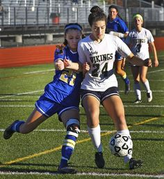 Photos: H.S. GIRLS SOCCER: Norwell ties East Bridgewater, captures SSL Large crown - The Patriot Ledger, Quincy, MA - Quincy, MA