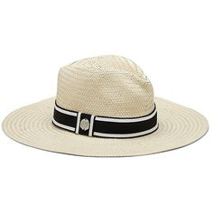 Vince Camuto Oversized Fedora Floppy Hat (220 GTQ) ❤ liked on Polyvore featuring accessories, hats, wide brim floppy hat, ribbon hat, floppy fedora hat, vince camuto hats and wide brim fedora hat