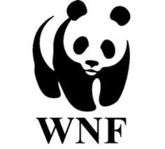 Het logo bestaat uit een panda en de letters WNF de afkorting van de naam van het bedrijf (het Wereldnatuurfonds) De panda is gekozen als het symbool van het bedrijf omdat het wereldnatuurfonds dieren beschermt en het doden van beschermde dieren tegen gaat. Dieren die bijvoorbeeld op uit sterven staan. De panda is een van deze dieren en ziet er wollig, lief en een beetje zielig uit. Dat beeld maakt mensen bereid geld te geven aan het WNF.   Ik vind het een goed logo maar niet heel speciaal…