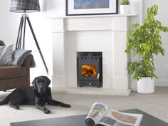 Burley Springdale wood burning stove #BurleyStoves