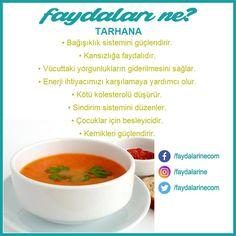 ✔Tarhana çorbasının faydaları nelerdir #tarhanaçorbası