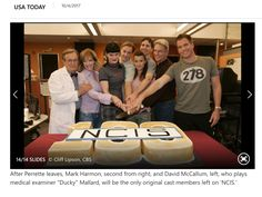 Is the long run of NCIS about to come to an end?